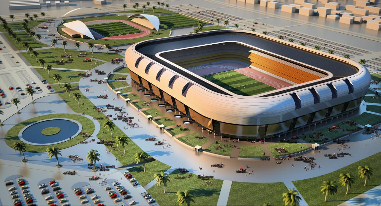Baghdad Sports Stadium